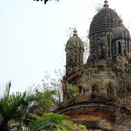 Old castle of Lord Krishna by Avishek Gayen - Buildings & Architecture Places of Worship