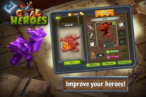 Goal Heroes Screenshot