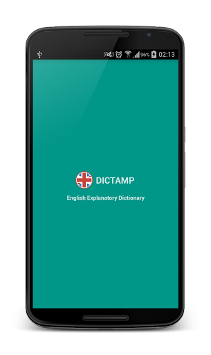 Dictamp - English dictionary Screenshot