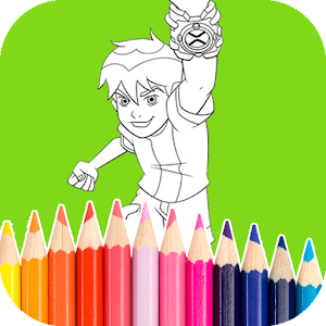 App Coloring Book For Ben10 Fan APK Windows Phone