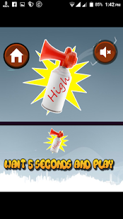 Air Horn Real - screenshot