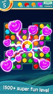 0 Fruit Candy Blast App screenshot