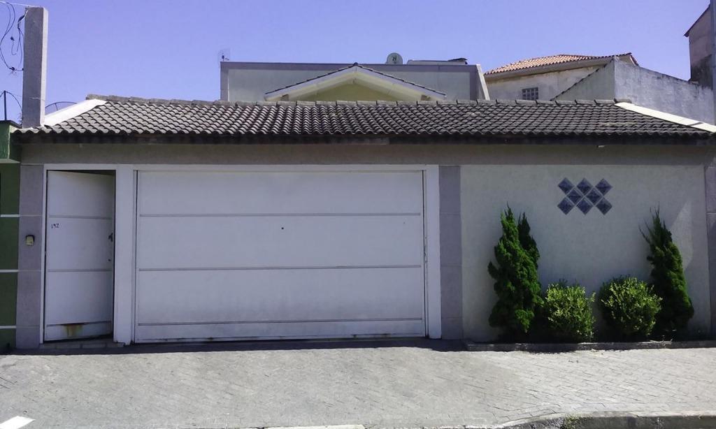 Casa residencial à venda, Conceição, Diadema.