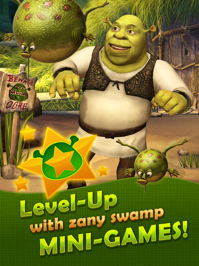 Pocket Shrek Screenshot 8