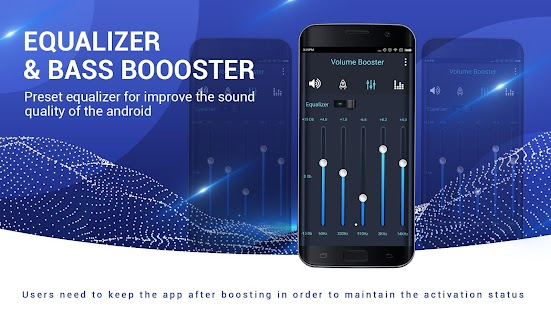 Volume Booster and Equalizer