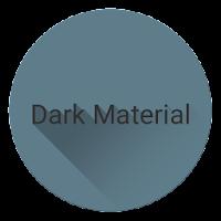 Dark Material theme for LG V20 For PC