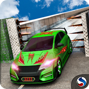 Stunt Car Escape Drive Icon