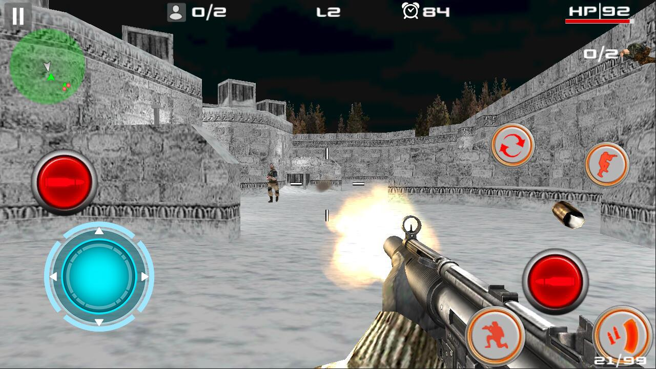 Killer Shooter Critical Strike Screenshot 4