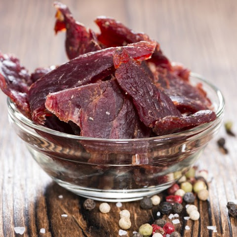 Hot & Spicy Jerky