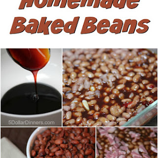 Homemade Baked Beans No Sugar Recipes