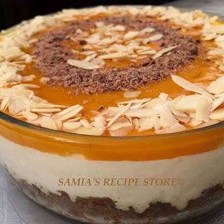 Mango Delight Dessert Recipes