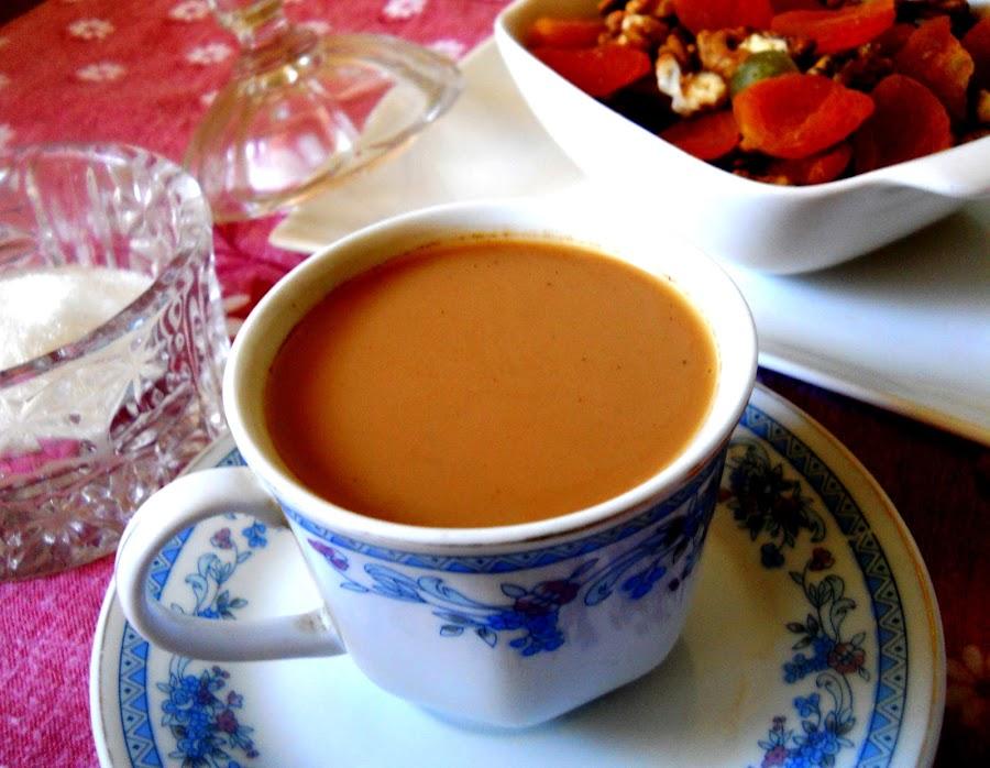 coffie by Vesna S. Disić - Food & Drink Alcohol & Drinks ( red, detil, milk, coffie, close up )