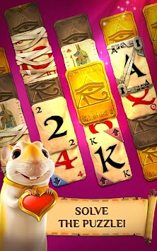 Pyramid Solitaire Saga APK screenshot thumbnail 8