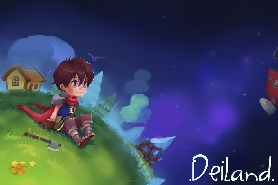 Deiland Screenshot 4