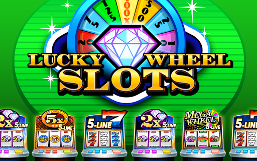 Lucky Wheel Slots - screenshot
