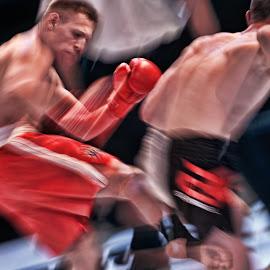 Kick box 2 by Dusan Ignac - Sports & Fitness Boxing ( power, sport, man )