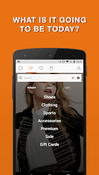 Zalando – Shopping & Fashion APK screenshot thumbnail 2
