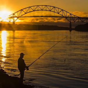 Silhouette of Fisherman at Sagamore Bridge.jpg