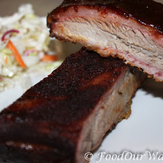 Smoked St. Louis Style Spare Ribs – Wet or Dry?
