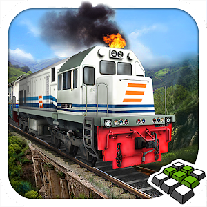 Indonesian Train Simulator For PC (Windows & MAC)
