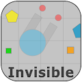 Invisible skin for Diep.io