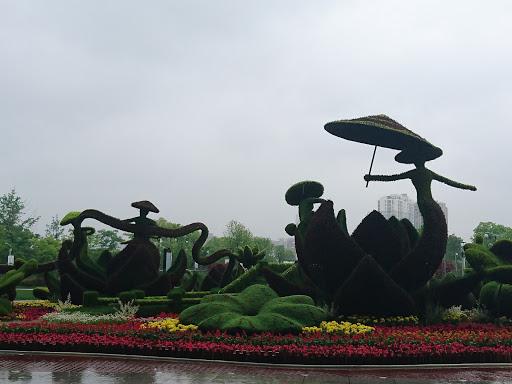 杭州东站鹊桥
