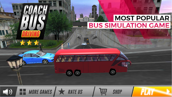 Coach Bus Driving 3D - Bus Driver Simulator 2019 for pc
