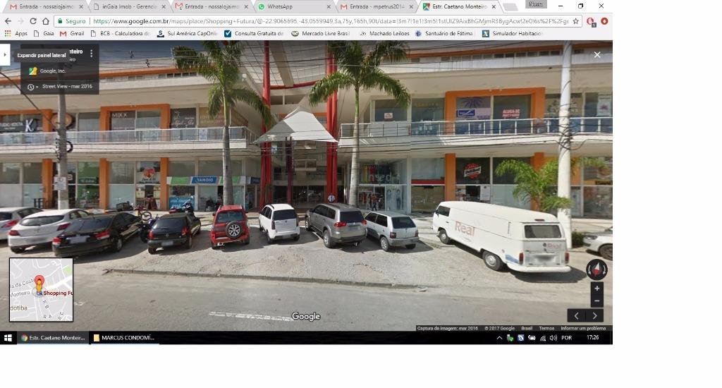 Loja comercial à venda, Badu, Niterói.