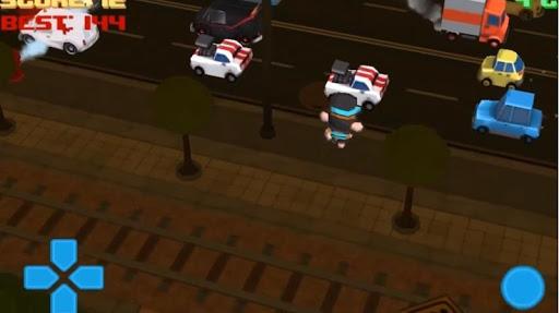 Crossy Ninja - Risky Road