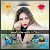 Download Insta Square Pic -Photo Editor APK on PC