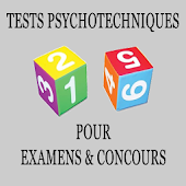 Tests Psychotechniques Examens Icon