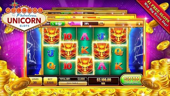 Unicorn Mobile Free Slot Game - IOS / Android Version