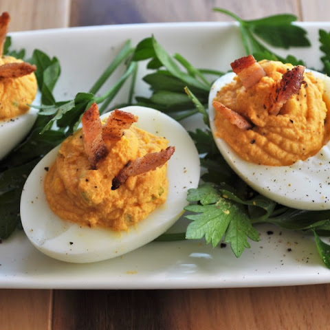 The Best Deviled Eggs Ever!
