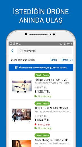 GittiGidiyor screenshot 3