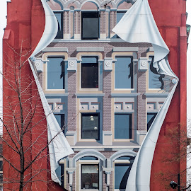 mural by Darren Sutherland - Buildings & Architecture Other Exteriors