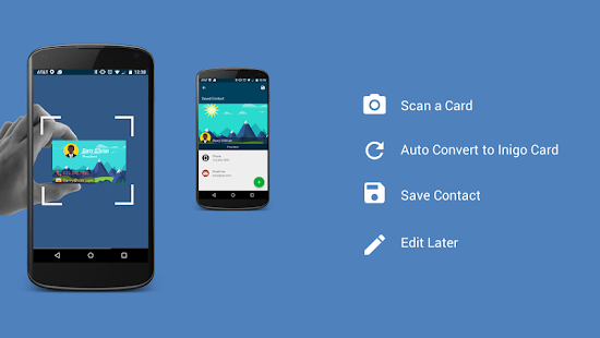 Download Android App Business Cards for Samsung