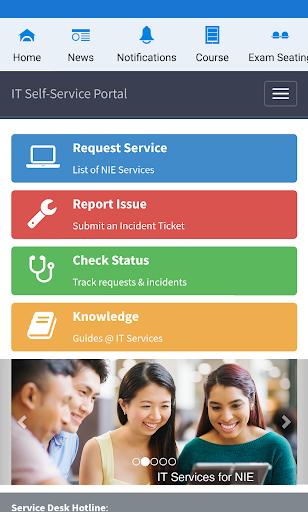 NIE Mobile screenshot 2