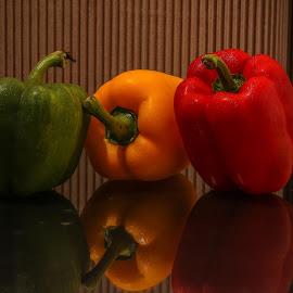 My traffic Light by Syahrul Nizam Abdullah - Food & Drink Fruits & Vegetables