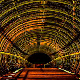 passage by Eseker RI - Buildings & Architecture Bridges & Suspended Structures (  )
