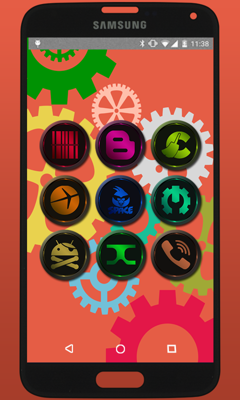 precision - ICON PACK Screenshot 3