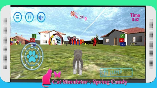 Cat Game simulator - screenshot