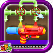 Game Water Gun Factory APK for Kindle
