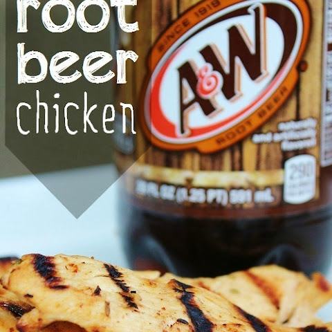 Root Beer Chicken