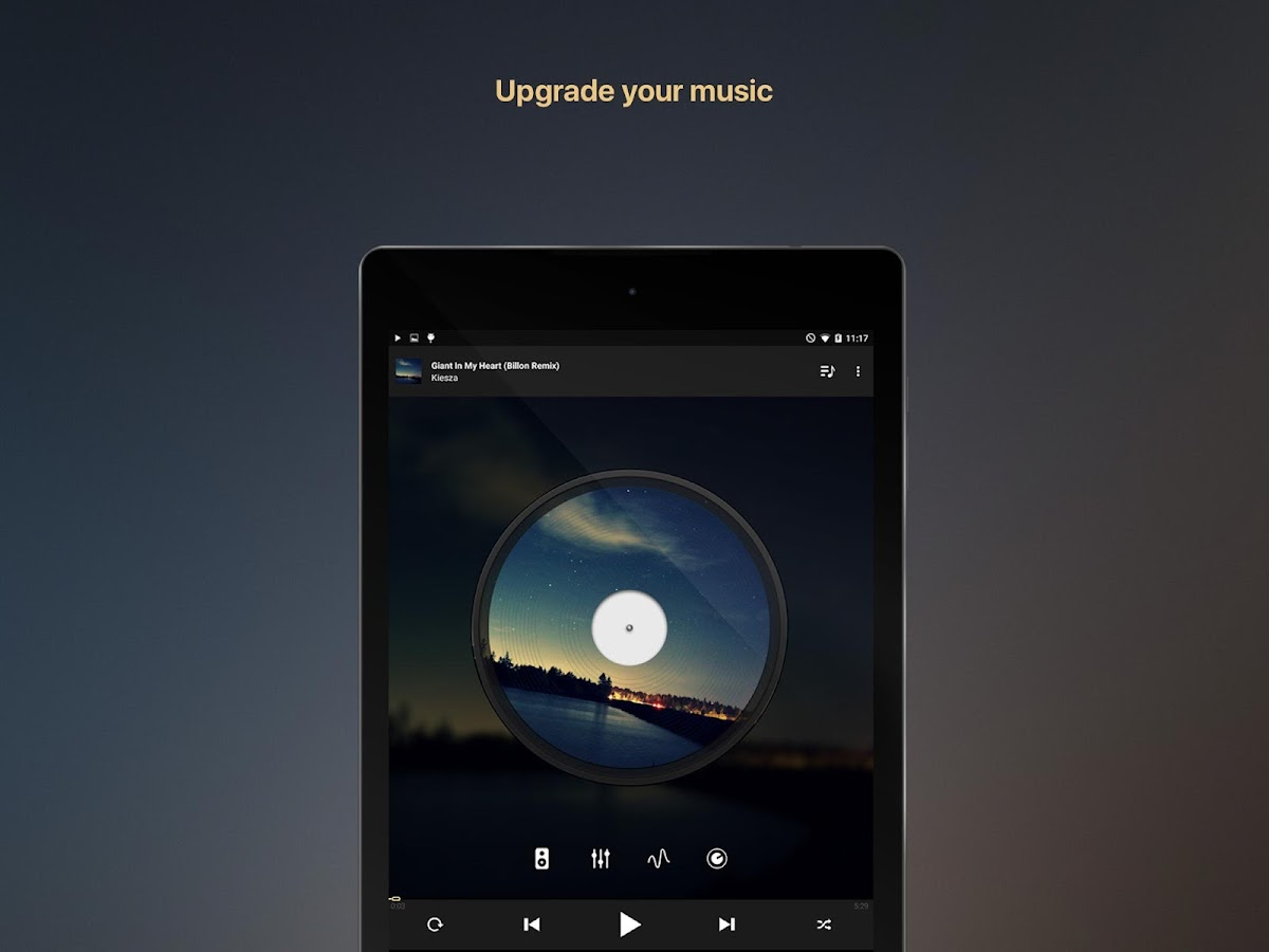 Equalizer music player booster Screenshot 12