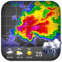 Storm Radar with Severe Weather Alerts For PC Download / Windows 7.8.10 / MAC