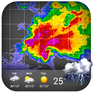 Storm Radar with Severe Weather Alerts For PC / Windows 7/8/10 / Mac – Free Download