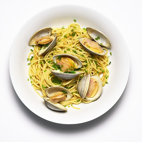 Spaghetti with Brown Butter and Clams