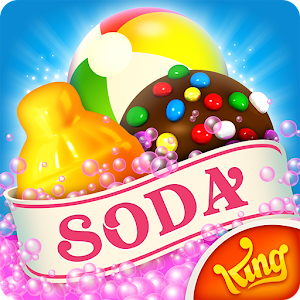 Candy Crush Soda Saga for PC-Windows 7,8,10 and Mac