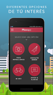 MovAPP - screenshot