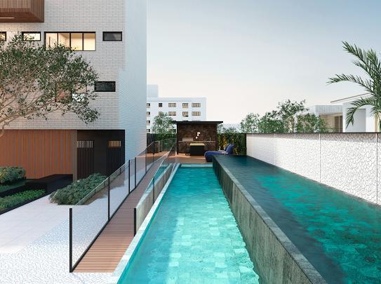 Apartamento com 1 dormitório à venda, 158 m² por R$ 987.468 - Bessa - João Pessoa/PB